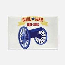 CIVIL*WAR 1861-1865 Magnets