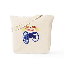 CIVIL*WAR 1861-1865 Tote Bag