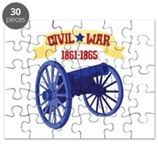 CIVIL*WAR 1861-1865 Puzzle