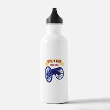 CIVIL*WAR 1861-1865 Water Bottle