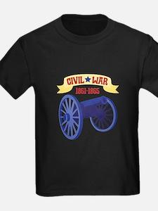 CIVIL*WAR 1861-1865 T-Shirt