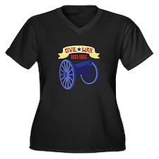 CIVIL*WAR 1861-1865 Plus Size T-Shirt