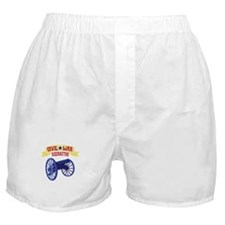 CIVIL * WAR REENACTOR Boxer Shorts