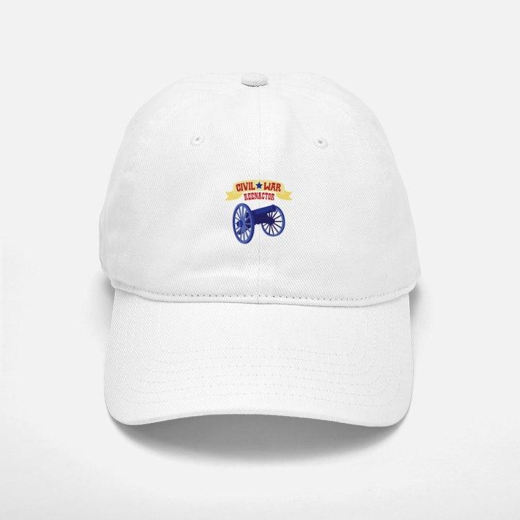 CIVIL * WAR REENACTOR Baseball Baseball Baseball Cap