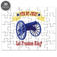 *4th Of July* Let Freedom Ring! Puzzle