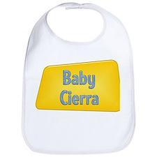 Baby Cierra Bib