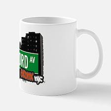 Spofford Av, Bronx, NYC Mug