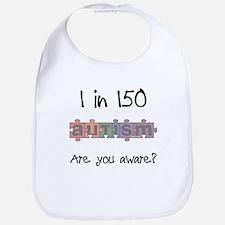 Autism Awareness Month 1/150 Bib