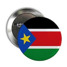 "South Sudan Flag 2.25"" Button"