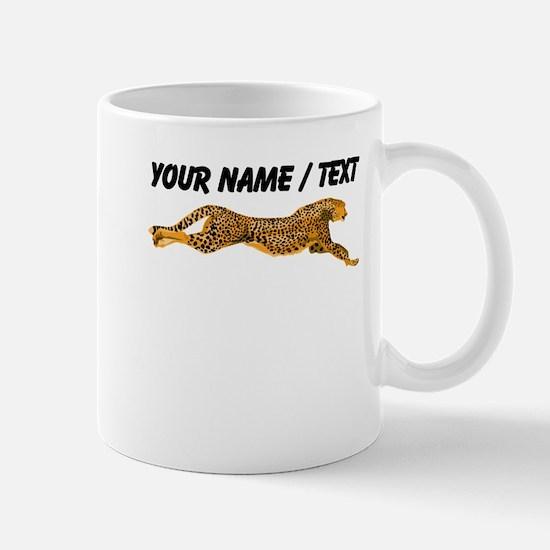 Custom Cheetah Mugs