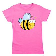Bee Happy Girl's Tee