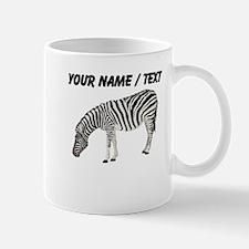 Custom Zebra Mugs