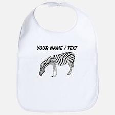 Custom Zebra Bib