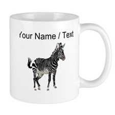 Custom Zebra Mugs