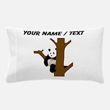 Custom Giant Panda In Tree Pillow Case