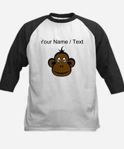 Custom Monkey Face Baseball Jersey