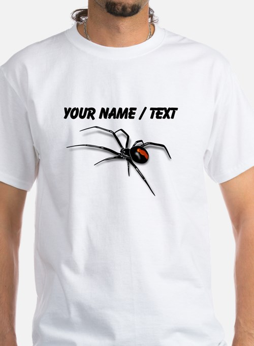 Custom Red Back Spider T-Shirt