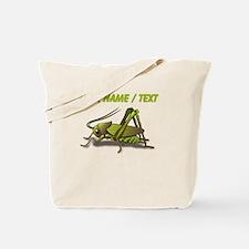 Custom Green Cricket Tote Bag