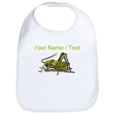 Custom Green Cricket Bib