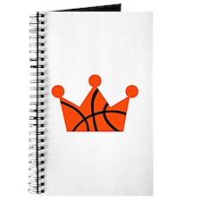 Basketball crown ball Journal