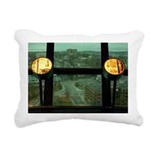 Knoxville, TN Sunsphere Rectangular Canvas Pillow