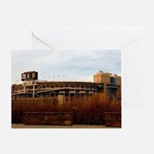 Neyland Stadium  Greeting Card