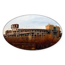 Neyland Stadium  Decal