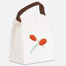 Skeet Clays Canvas Lunch Bag