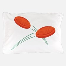 Skeet Clays Pillow Case
