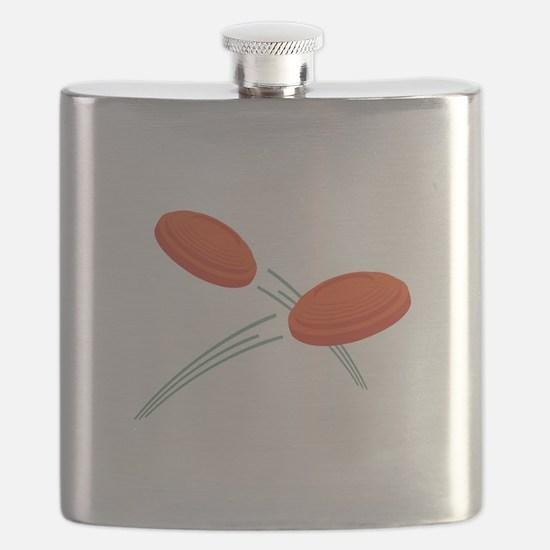 Skeet Clays Flask