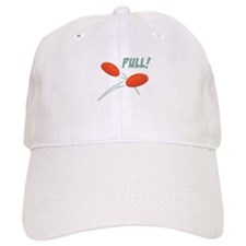 PULL! Baseball Baseball Cap