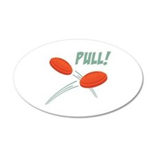PULL! Wall Decal