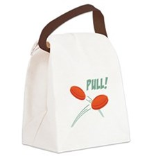 PULL! Canvas Lunch Bag