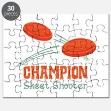 Champion Skeet Shooter Puzzle