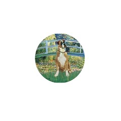 Bridge & Boxer Mini Button (100 pack)