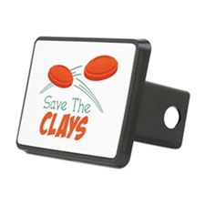 Save The CLAYS Hitch Cover