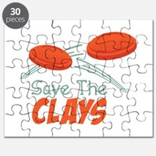 Save The CLAYS Puzzle