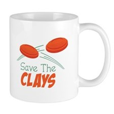 Save The CLAYS Mugs