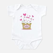 Kitty Grammy Loves Me Infant Bodysuit