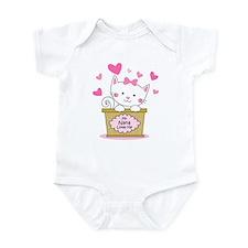 Kitty Nana Loves Me Infant Bodysuit