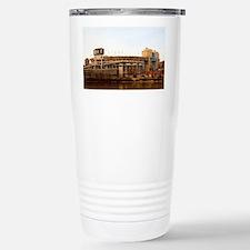 Neyland Stadium Stainless Steel Travel Mug