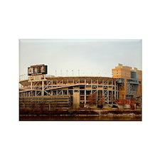Neyland Stadium Rectangle Magnet