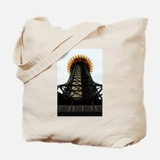 Knoxville, TN Sunsphere Tote Bag