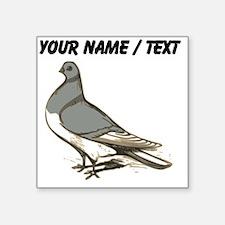 Custom Pigeon Sticker