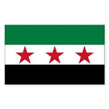 Syrian National Coalition Flag Decal