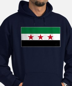 Syrian National Coalition Flag Hoodie
