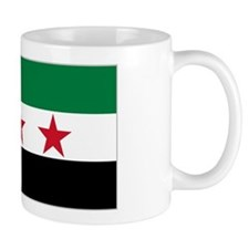 Syrian National Coalition Flag Mug Mugs