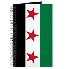 Syrian National Coalition Flag Journal