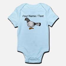 Custom Pigeon Body Suit