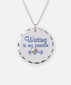 Writing Passion Necklace